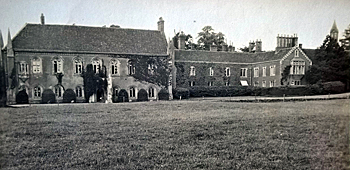 Chicksands Priory about 1900 [Z1052/8/2]